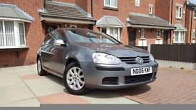 2006 VOLKSWAGEN GOLF 2.0 SDI S IMMACULATE CONDITION INSIDE AND OUT