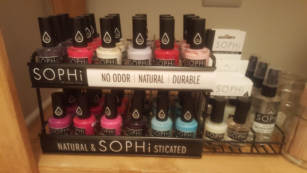 Natural Odourless Nail Polish Set High Quality Sophi By Piggy Paint Safe For Children Pregnancy In Oakwood Derbyshire Gumtree