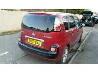 Citroen C3 Picasso Red. Blacked out rear windows, low mileage