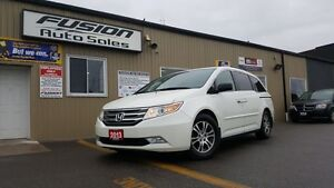 2013 Honda Odyssey NO TAX SALE-1 WEEK ONLY-DUAL AIR/HEAT Windsor Region Ontario image 1