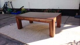 Coffee table,part of a matching set of furniture
