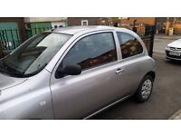 2005 NISSAN micra quick sale first to see will buy .......