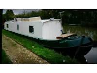 48 feet Narrow Boat built 2010