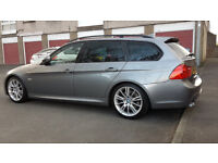 Rare BMW 325d M Sport Touring, FULL BMW Service history, Serviced 2 weeks ago, Excellent condition