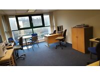 Offices to rent -Livingston at 40.00 per week- 6 Available