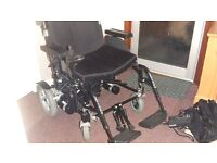 ENIGMA USED ONCE AS NEW 22 INCH SEAT.Carry weight 27.5KG 60.5lb.Kerb crawlers.Handbook