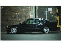 BMW 520i Manual E34 Coilovers BBS RF STANCE