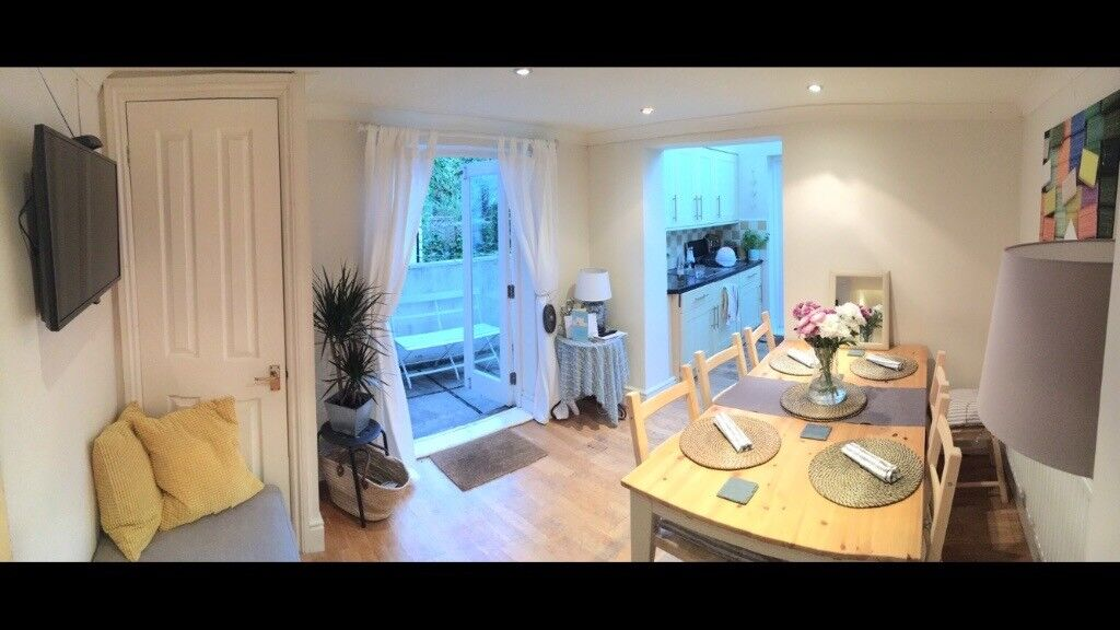 1 bed flat with garden Fulham Broadway