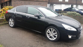 PEUGEOT 508 ALLURE EXEC WITH TOP SPECS AND AUTOMATIC MOD CONS IN VGC