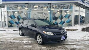 2011 Toyota Corolla CE AUTO-ALL IN PRICING-$142 BIWKLY+HST/LICEN