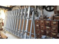 Brand new Heavy duty WOOD GLUING PRESS/12 SASH CLAMPS