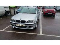 BMW 330D M SPORT AUTO FSH