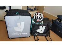 Deliveroo kit full set brand new