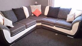 Stunning corner sofa in great condition