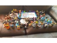 Skylanders Wholesale Bundle (3+) also 2 GAMES ON DVDs and 2 portals are INCLUDED