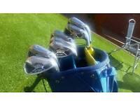 Yonex VXF golf irons 5-sw