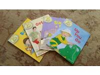 Children's early learning books
