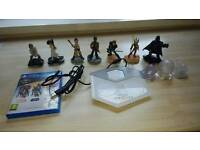 (Star Wars)Disney Infinity Starter pack(PS4)