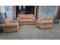 Sofa bed and suite in very good order