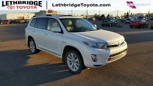 2013 Toyota Highlander Hybrid 4WD 4dr Limited (Natl)