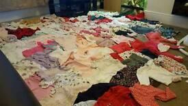 Newborn - 6 month girls clothes bundle