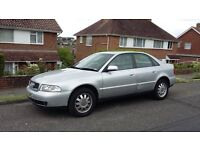 Audi A4 Silver – open to sensible offers