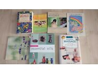 Aromatherapy / Massage books
