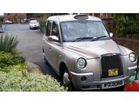 Tx1 Taxi Bronze edition