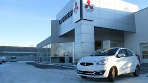 2017 Mitsubishi Mirage | Fuel Efficient | Heated Seats