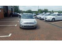 FORD FIESTA 1.4 ZETEC 16V 5d 78 BHP PLEASE CALL USHER ON 07447 (silver) 2004