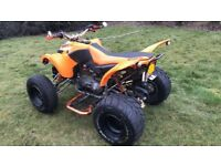 Road Legal Quad Bike 220cc Auto With MOT / Swap / This Isnt A Quadzilla Yamaha Or Polaris Raptor