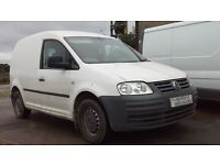 *FOR BREAKING* VW CADDY (CHOICE) (2008).