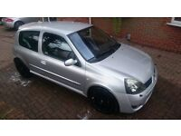 2004 Renault Clio 182 FF - lots of modification - excellent condition 84k