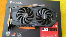 Gigabyte Aorus RX 570 4GB