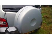 Renault RX4 spare wheel cover
