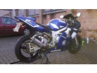 Yamaha R6 2002 for sale