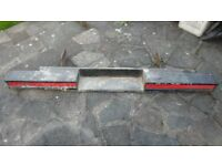 Ford Transit T-BAR Heavy Duty Rear Bumper/Step
