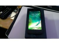 IPHONE 5 BLACK 32GB UNLOCK TO ALL NETWORK SMART PHONE