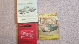 rover 2000/2200 Haynes Car Manuals