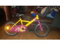 Btwin bike . Kids bike . Bike . Girls bike . Mountain bike