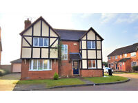 4 bed detached house to rent in Wootton