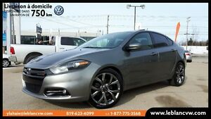 2013 Dodge Dart RALLYE MULTIAIR TURBO NAV+CAM.