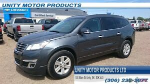 2013 Chevrolet Traverse 1LT - 7 Passenger Seating, Rear Vision C