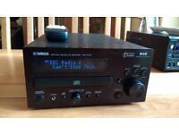 Yamaha CRX - M170 DAB CD Micro System