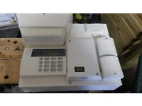 Scantronic 9850 Home Alarm c/w Keypads, Bell Box & Dummy, Radio Expander, PIR'S, Door Contacts