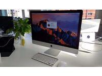 "Apple iMac 27"" 3.5Ghz i7 - 32GB RAM - 1TB FUSION - Late 2013"