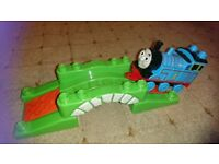 Thomas the tank train mega bloks