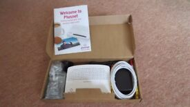 Brand New Plusnet FIBRE OPTIC Broadband Router