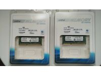 16 GB of Memory for MacBook Pro and iMac