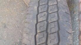 Vito Wheels and tyers X2